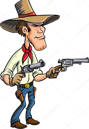 A munkabérét követelte egy cowboy Szentendrén