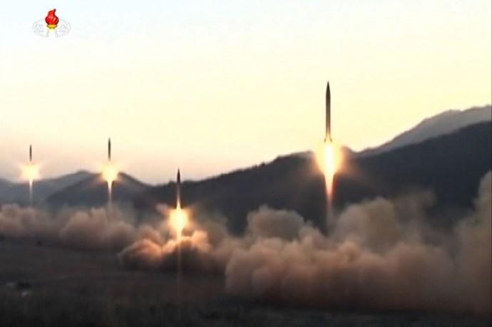 Országok sora fejleszthet ballisztikus rakétát