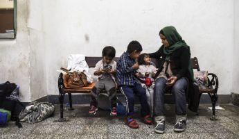 A szerbiai menekülttáborok teljesen üresek
