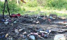 Kárpátaljai magyar cigányok átmeneti tábora ellen hajtottak végre pogromot Lembergben
