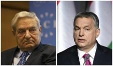 Soros közellenség Magyarországon. Orbán boszorkányüldözése