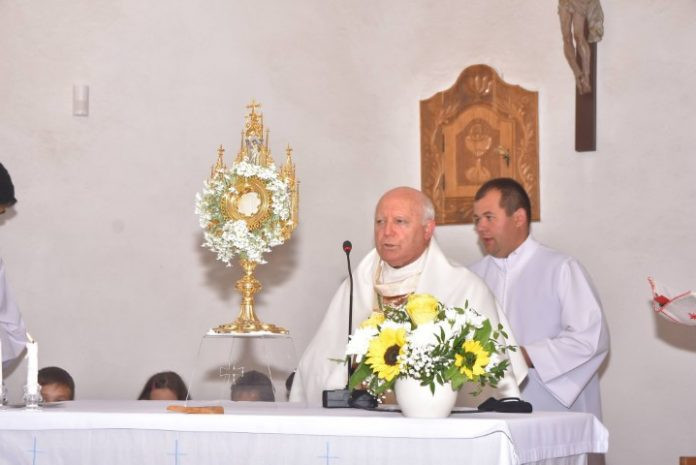 Kétszáz év után újra megünnepelték a csíkdelnei Úr-kápolna búcsúját