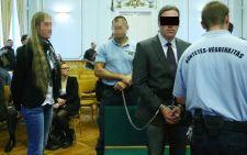 """A hummeres gázoló felesége szerint párja csak """"véletlenül"""" ütötte el a rendőrt"""