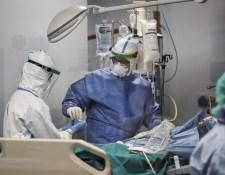 Ismét emelkedett a diagnosztizált fertőzöttek száma Olaszországban