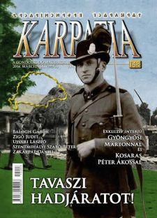 Megjelent a Karpatia – a csendőrség újjászervezéséről szóló dossziéval!