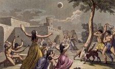 Miért féltek az ősi civilizációk a napfogyatkozástól?