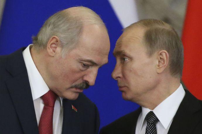 Fehéroroszország nem lesz Oroszország észak-nyugati határa
