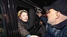Timosenko megérkezett Kijevbe