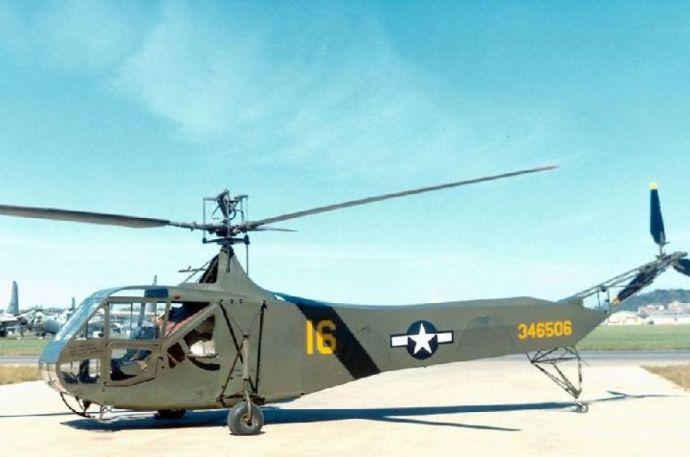 75 éve szállt fel az első mai helikopter