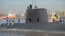Pánik a tengeralattjárón
