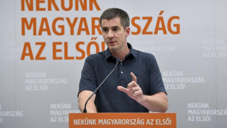 Kocsis Máté a frakcióülés kapcsán: szót kell ejtenünk a baloldalról is