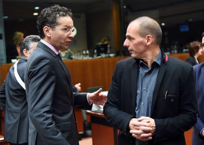 Majdnem miniszteri verekedés lett a görög válságból