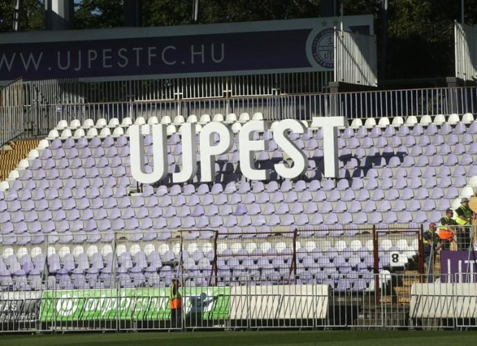 Siralmas meccs: Újpest–Fradi 300 néző előtt