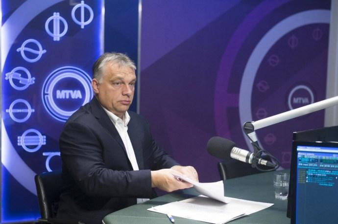 Orbán nagypénteken: Név szerint ismerjük Soros zsoldosait