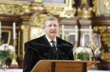 """Fekete Károly református püspök: Isten nem """"egykéket"""" akar, hanem testvéri közösségre hív"""