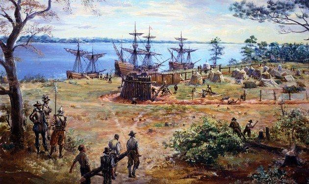 Több mint 150 évvel a függetlenségi háború előtt már kipróbálták a demokráciát az amerikai gyarmatok