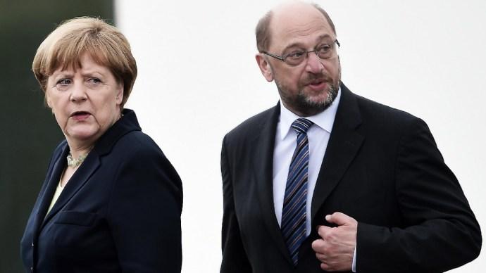 Nemet mondanak Merkelre a német szocdemek?