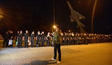 A Ukrán Nemzeti Gárda tizenéveseket toboroz soraiba
