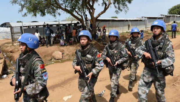 Növeli Kína a katonai jelenlétét Afrikában