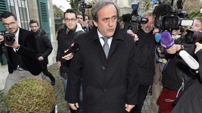 Újabb focibotrány: őrizetbe vették Platinit