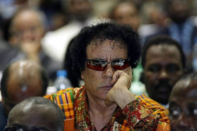 Brüsszel elköltötte Kadhafi befagyasztott pénzét