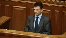 Kijev elítélte a cseh elnök nyilatkozatát