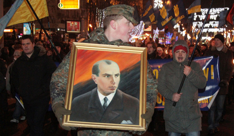 Iratokat tettek közzé az ukrán nacionalisták és Hitler együttműködéséről