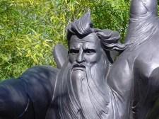 Wagner Nándor Mózese Dunaújvárosban – Egy szoboravatás felé