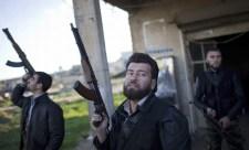 Az Egyesült Államok nem támogatja tovább a szír felkelőket