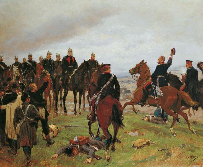 Amiről a krónikák mesélnek: I. Vilmos porosz király levele a königgrätz-i csatáról (1866)