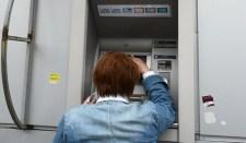 A donecki bankokban fogytán van a készpénz