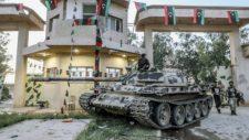 Egyiptom harckocsikat küld a Líbiai Nemzeti Hadsereg támogatására