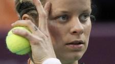 Dubajban tér vissza Kim Clijsters