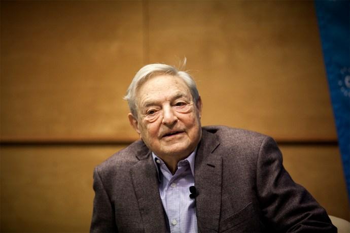 Ismét Magyarországot támadja Soros György