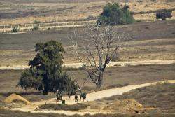 Videón a Hamász rajtaütése egy izraeli katonai támaszponton