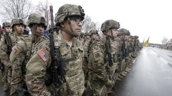 Amerikai különleges erők nyomultak az orosz határhoz