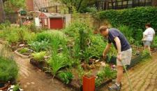 Akár ezer kilogramm zöldséget is megtermelhet a kertjében, ha kíméli a derekát
