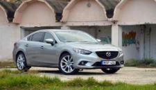 Szemben az árral – Mazda6 2.0i (2014) teszt