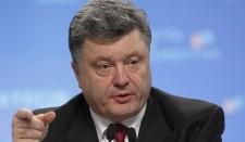 Porosenko mondta, hogy Putyin nem fenyegette őt