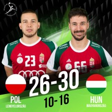 Negyedöntős Magyarország