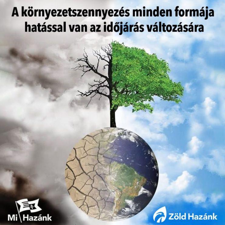 Újragondolt környezetvédelem
