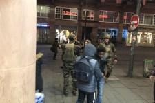 Terrortámadás Strasbourg belvárosában