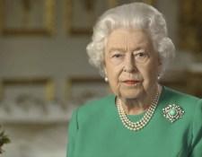 """II. Erzsébet: """"együttes erővel és elszántsággal legyőzzük a járványt"""""""