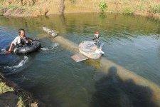 Kubai U-bootot találtak a Dunában