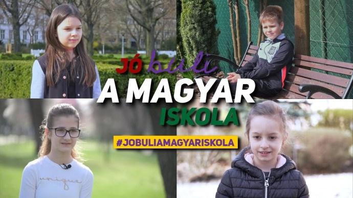 #JOBULIAMAGYARISKOLA – Hogy el ne fogyjon a magyar nép!