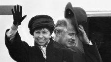 """Villámgyorsan a Nyugat kedvence lett az utolsó szovjet """"first lady"""""""