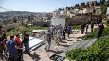 Az izraeli bíróság jóváhagyta 700 palesztin lakos kilakoltatását Kelet-Jeruzsálemben