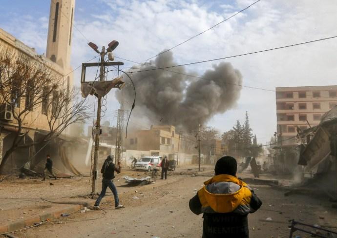 Még marakodnak Szíria koncain