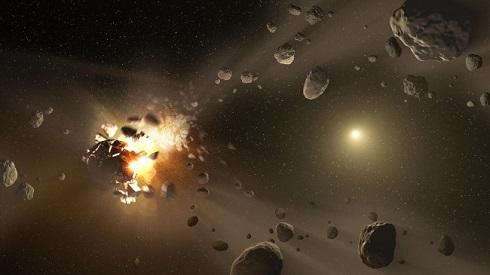 Az EU tudósai kérik Oroszországot, hogy fejlesszen ki nukleáris fegyvert aszteroidák ellen