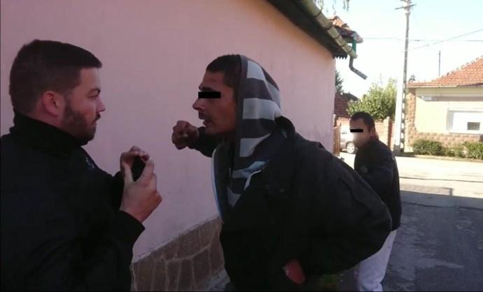 Agresszív szipusokat kapcsoltak le a Jobbik képviselői
